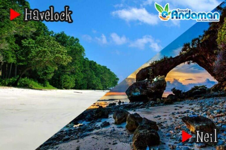 Tourist Places of Andamans