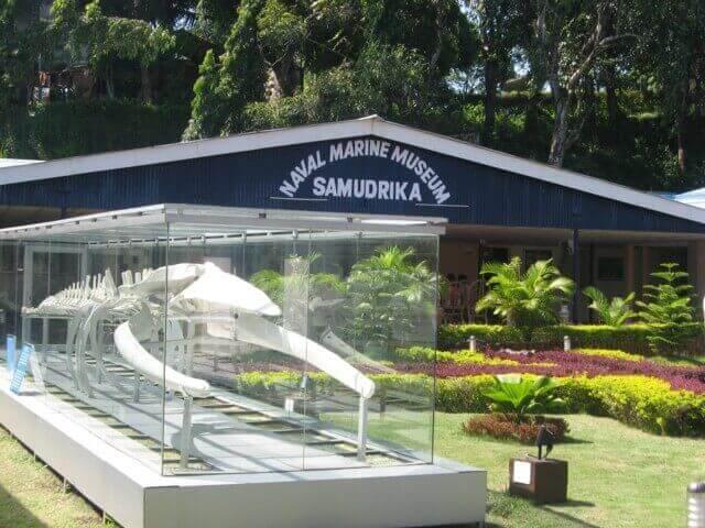 Naval Marine Museum Samudrika