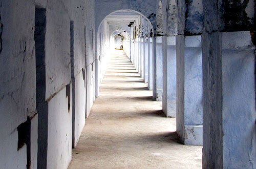 Cellular Jail – National Memorial
