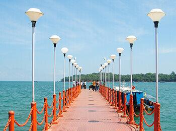 Marina Park & Water Sports Complex