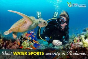 Andaman the Best Destination for water sports